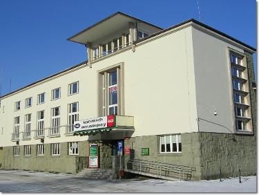 Dom Zdrojowy w Wiśle