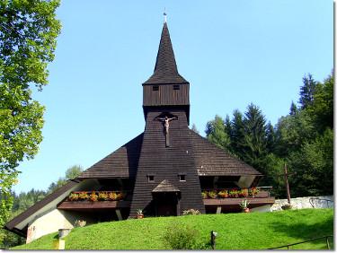Kościół pw. Znalezienia Krzyża Świętego