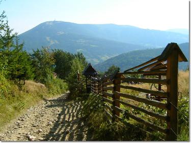 Na szlaku w Szczyrku