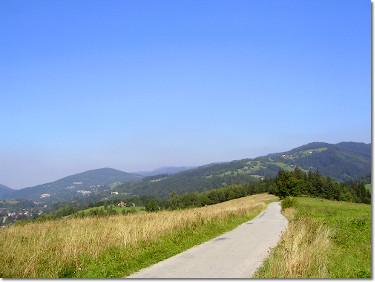 Wisła - zielony szlak spacerowy