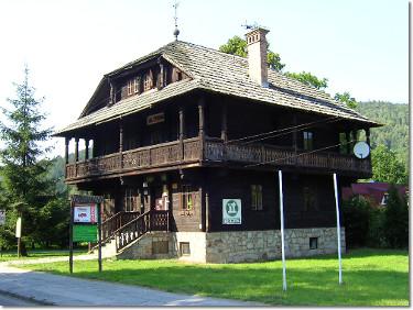 Zameczek myśliwski Habsburgów w Wiśle