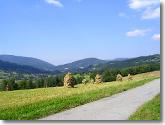 Szlak spacerowy w Wiśle