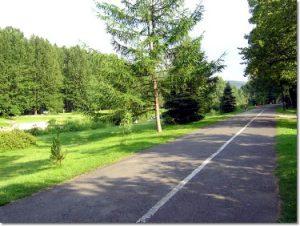 Szlak rowerowy Greenways