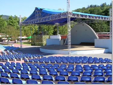 Amfiteatr w Wiśle