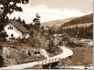 Brenna - foto archiwalne