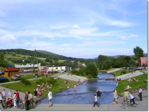 Rzeka Brennica