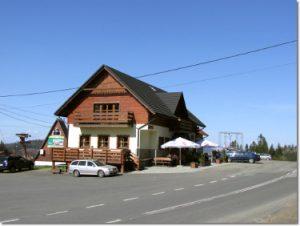 Gospoda - Przełęcz Salmopolska