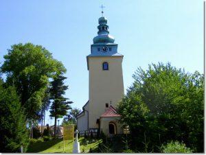 Kościół w Górkach Wielkich