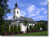Kościół Jana Chrzciciela W Brennej