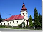 Kościół Św. Jana Nepomucena - Brenna