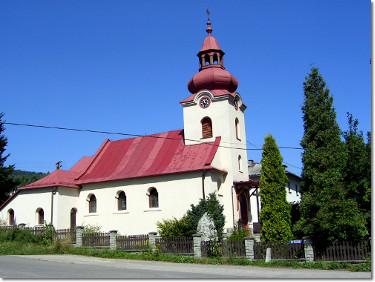 Kościół p.w. Św. Jana Nepomucena