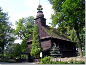 Kościół w Nierodzimiu