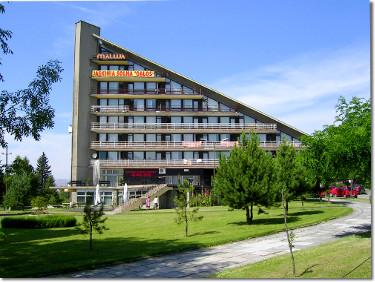 Sanatorium w Ustroniu