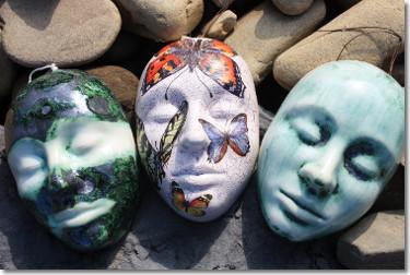 Maski z Galerii Pod Maską
