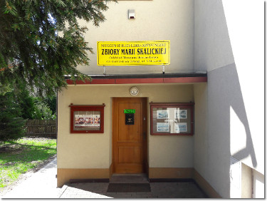 Muzeum M. Skalickiej