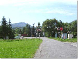 Niebieskim szlakiem do Poniwca