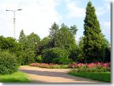 Park Lazarów