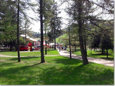Park Turystyki - Brenna