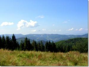 Widok z Orłowej