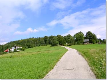 Żółty szlak na Trzy Kopce Wiślańskie