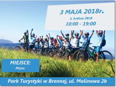 Wypożyczalnia rowerów - plakat